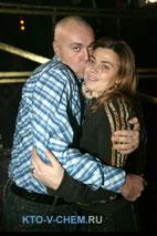Лазаревич Синиша и Аня Рыбка